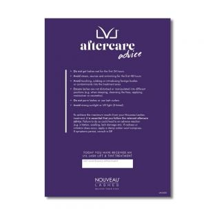 Dangerously Beautiful Aftercare Cards - LVL