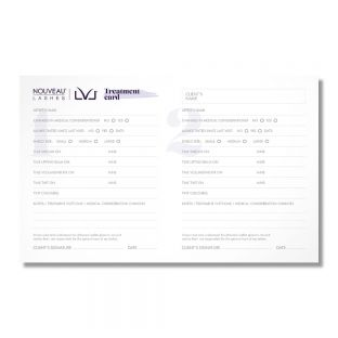 Dangerously Beautiful Treatment Record Cards - LVL
