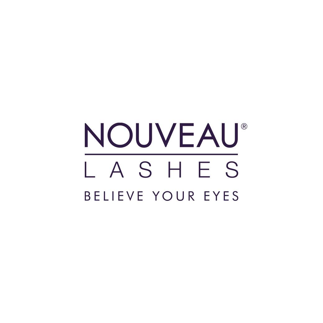 Nouveau Lashes Strip Lash Glamour / Style 3 With Box