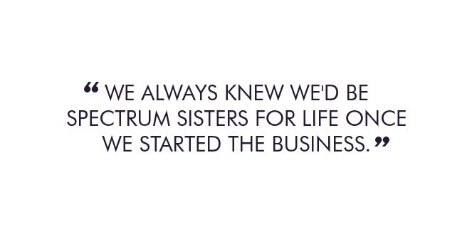 Spectrum Sisters Quote