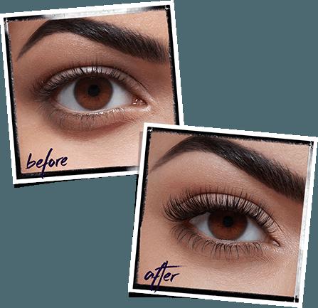 Become A Lash Model | Nouveau Lashes