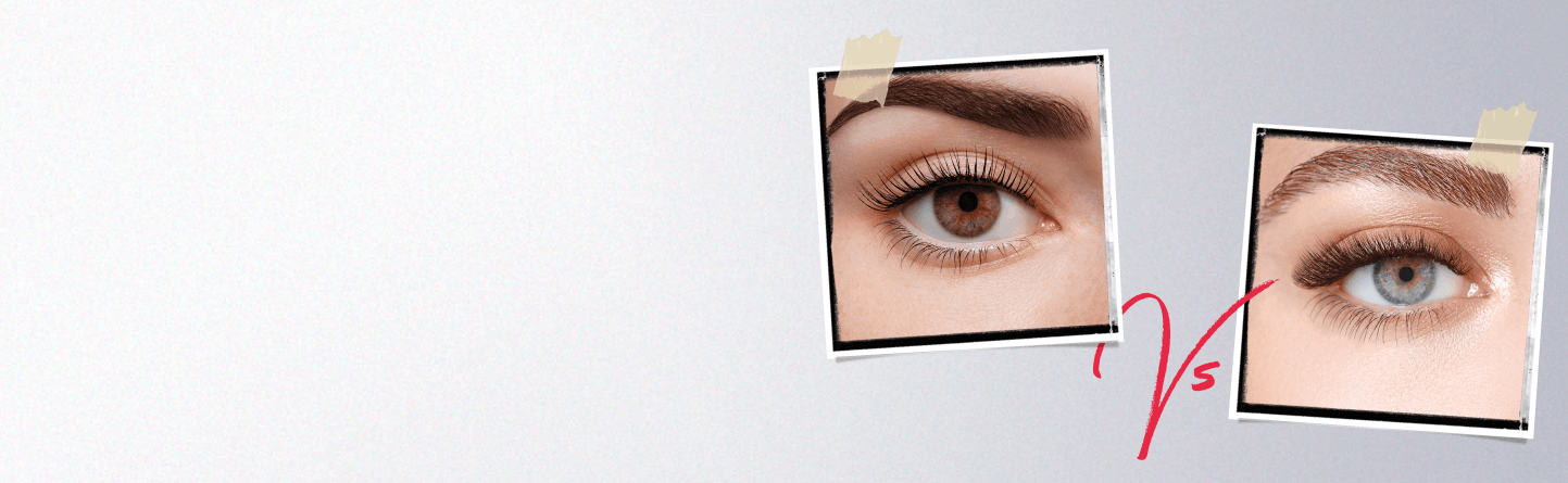 LVL Vs Eyelash Extensions | What's The Difference?
