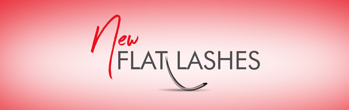 Introducingourvery cleverFlat Lashes