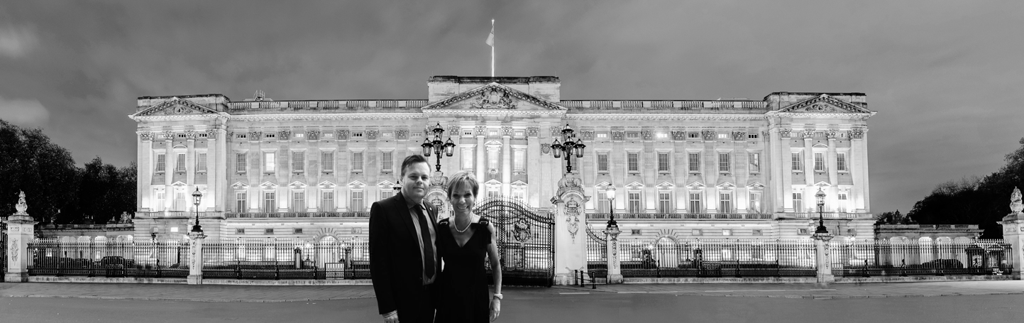 Our trip to Buckingham Palace for The Queen's Awards