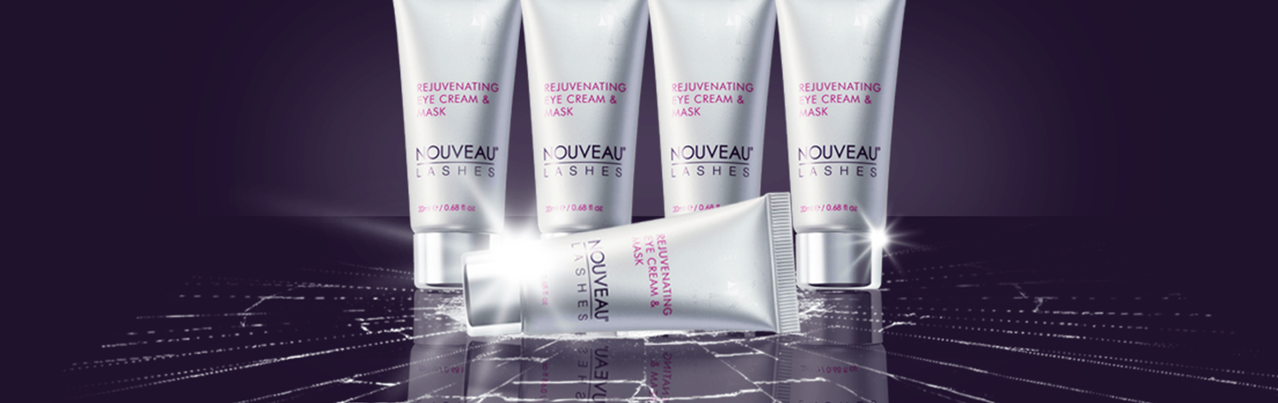 Introducing Our Brand New Rejuvenating Eye Cream & Mask…