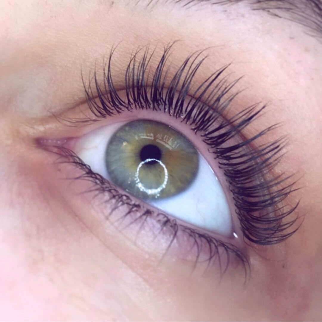 LVL lash lift after