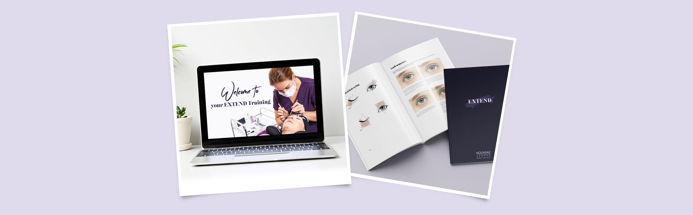 Extend Individual Eyelash Extensions Training
