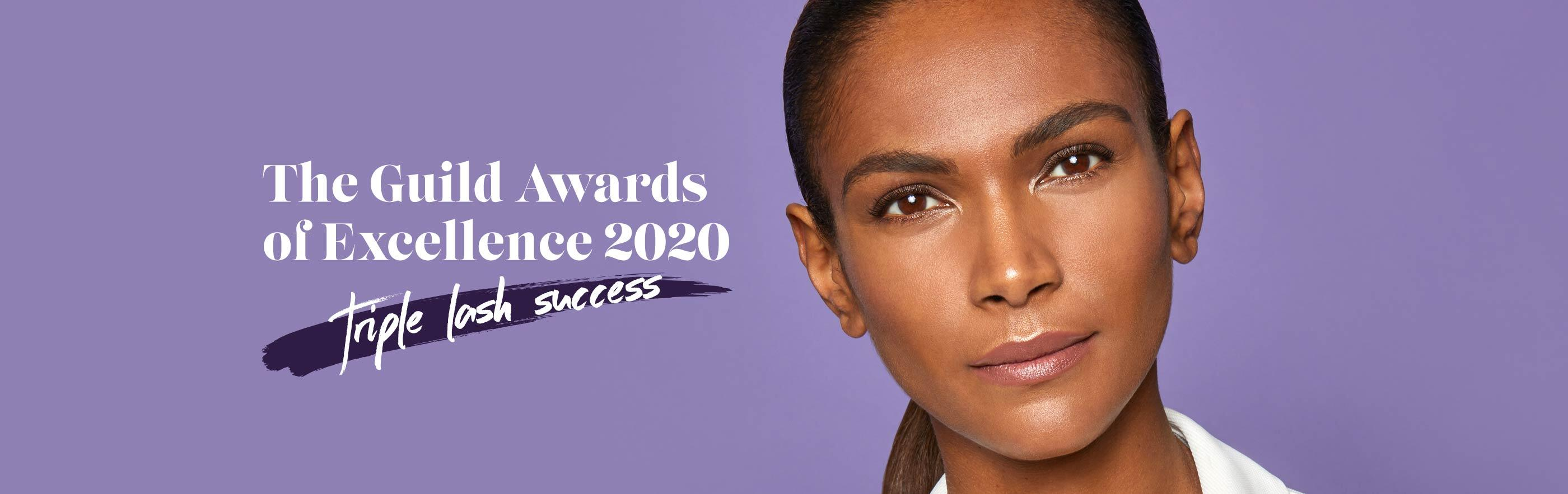 The Guild Awards of Excellence 2020: Triple Lash Success