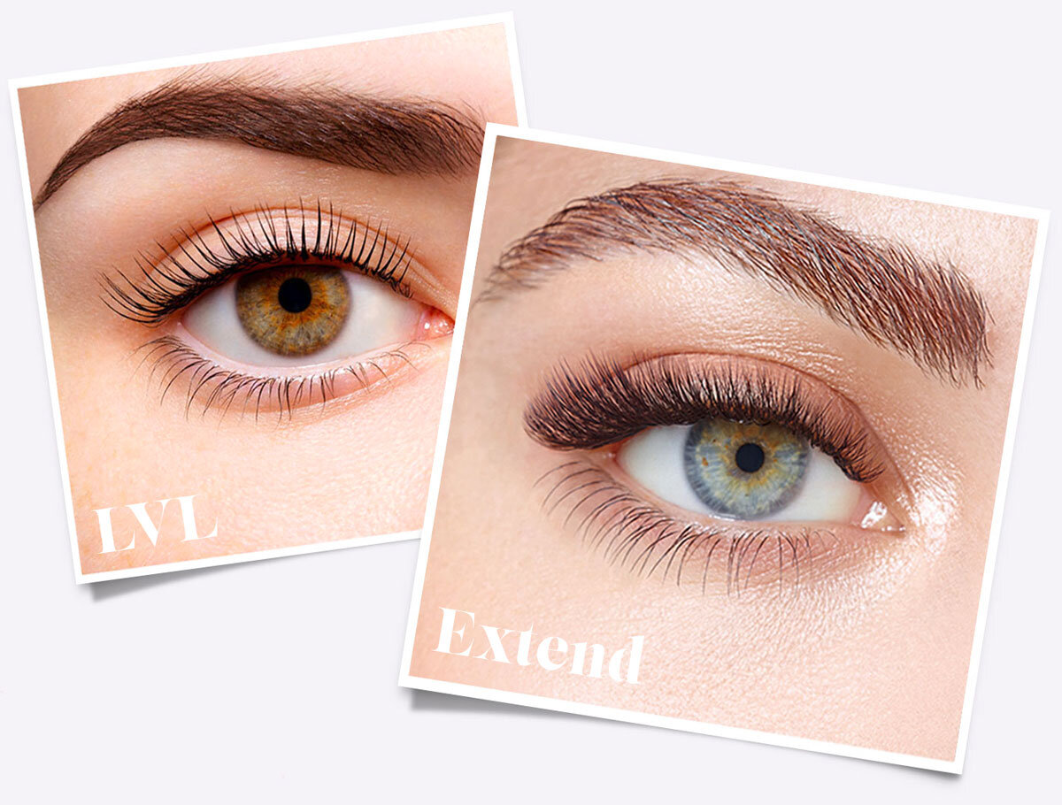 Nouveau Lashes conversion training course
