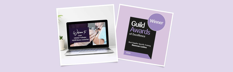 Volume lash extensions training course