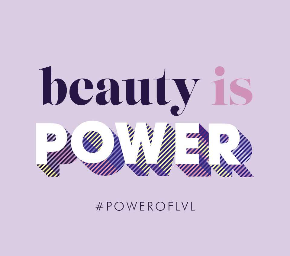 Beauty is Power Power of LVL by Nouveau Lashes